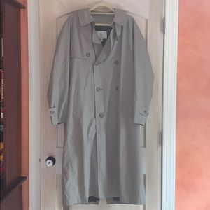 London Fog New Men's Trench Coat